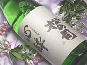 日本人なら日本酒だぁ〜