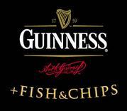 ギネス+フィッシュ&チップス