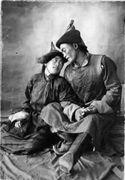 モンゴルのある部族