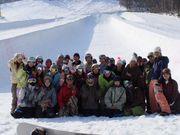 スノーボードサークル  B'