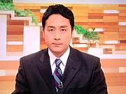 中野純一アナウンサー