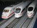 欧州型鉄道模型