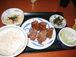 名古屋で千円以下のおいしい定食