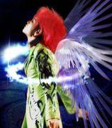 hide 天使