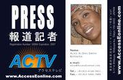 ACTV Japan アクセス テレビ