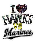HAWKS VS MARINES