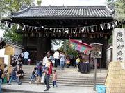 御香宮神社のお祭り