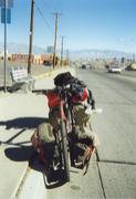 海外自転車旅行