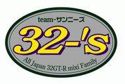 TEAM32−'S