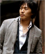 韓国人俳優  ヨンジョンフン