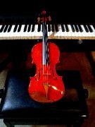ヴァイオリンとかピアノとか練習