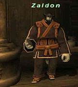 FF11 疑惑の男 Zaldon