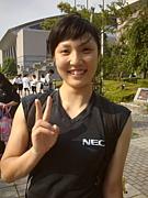 内田暁子(NECレッドロケッツ)