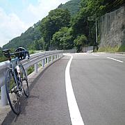 自転車で遠くへ行きたい