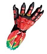 赤い手は滅びのしるし4版