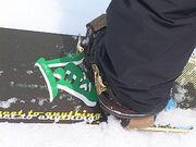 白馬ローカルスノーボードチーム「食」