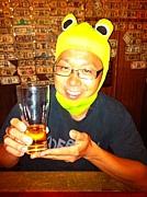 佐世保の外人Barでカラオケ!!!