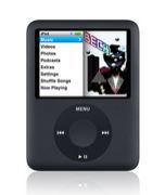 iPod nano 3世代 black