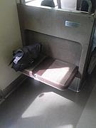 JR西日本223・521系の補助席