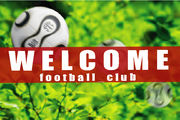 WELCOMEサッカー部