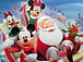 ディズニーでクリスマス