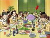 樺山教授のカレーが食べたい。