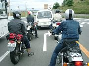淡路島バイク乗り
