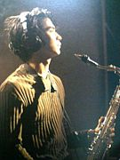 武田真治 × Saxophone