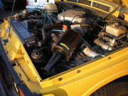 Rover V8 Engines