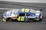 #48 JIMMIE JOHNSON! 〜NASCAR〜