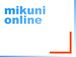 mikuni online