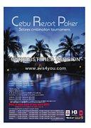 C R P (Cebu Resort Poker)★