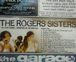 THE ROGERS SISTERS