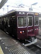 阪急神戸線のすれ違う音でかい怒