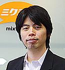 こっち見んな in mixi
