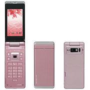SH906i ピンクユーザー !906HS