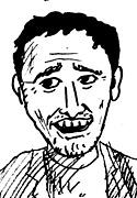 ジョナサンのヘンな顔