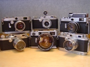 Canon Rangefinder Cameras