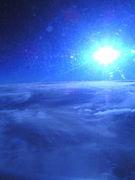 青い世界 in mixi
