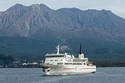 鹿児島の船たち