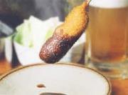 串カツ どて煮
