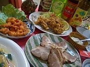 中国料理 朱鷺.。.:*