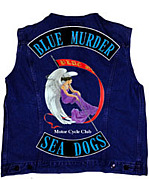 MOTORCYCLE CLUB BLUE MURDER