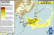 放射線量(関西)