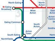 LONDON/ACTON+EALING