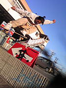 通勤通学横乗滑板倶楽部