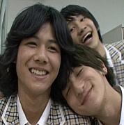 真鳥×幸登×丈一郎=3兄弟