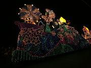 光るエレクトリカルパレード