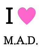 M.A.D.に癒されてる
