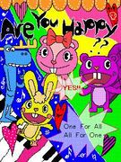 WE ♡ HAPPY TREE FRIENDS